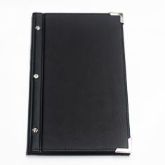 Ex-Stock Slimline Leatherette Menu Folder / Wine Menu Custom Made